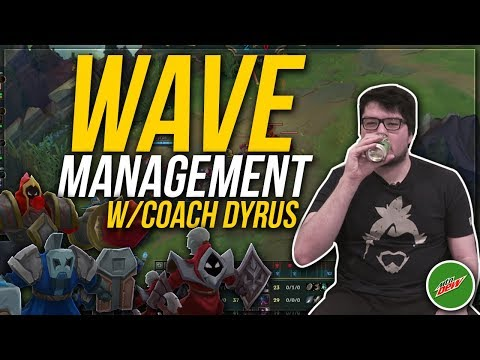 DYRUS • WAVE MANAGEMENT GUIDE FROM COACH DYRUS!!