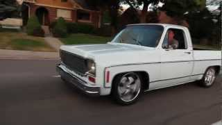 1978 GMC Hot Rod Pickup Muscle Truck 600HP 454 Big Block