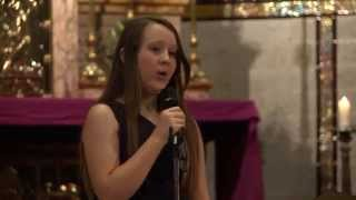 Download Marie-Juliette sings Ave Maria - classic soprano 10yo girl 2013 MP3 song and Music Video