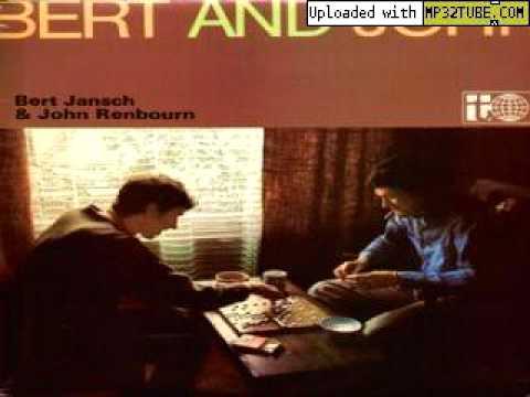 Bert Jansch, John Renbourn - Goodbye Pork Pie Hat  [Bert and John] 1966
