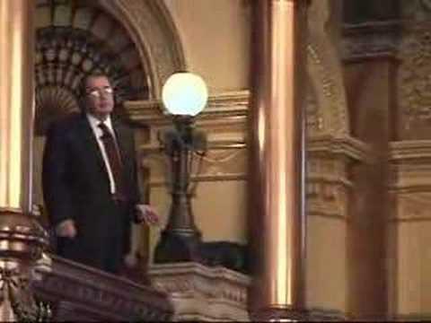 Kansas Senate Chamber Tour