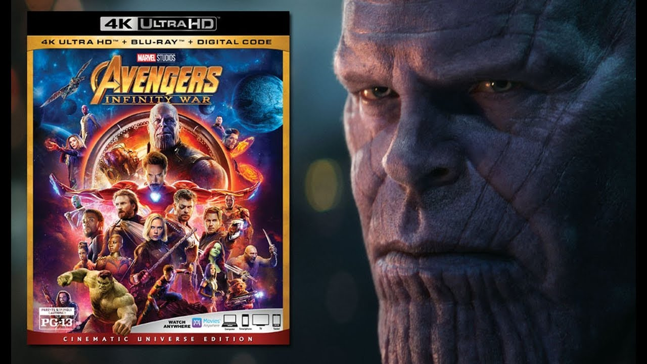 download avengers infinity war blueray hdr full hd 5.1 audio