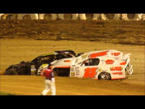 Sport Modifieds @ Placerville Speedway 4 30 16