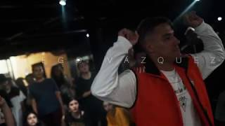 Nadie la dejó / choreography by Diego Vazquez
