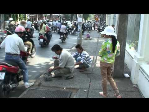 VIETNAM TODAY part 1 (Ho Chi Minh City - Saigon)