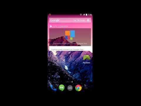 Htc Rezound on Cm11 android 4.4