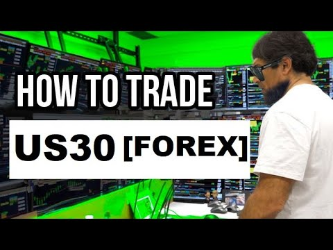 How to trade us30 in forex