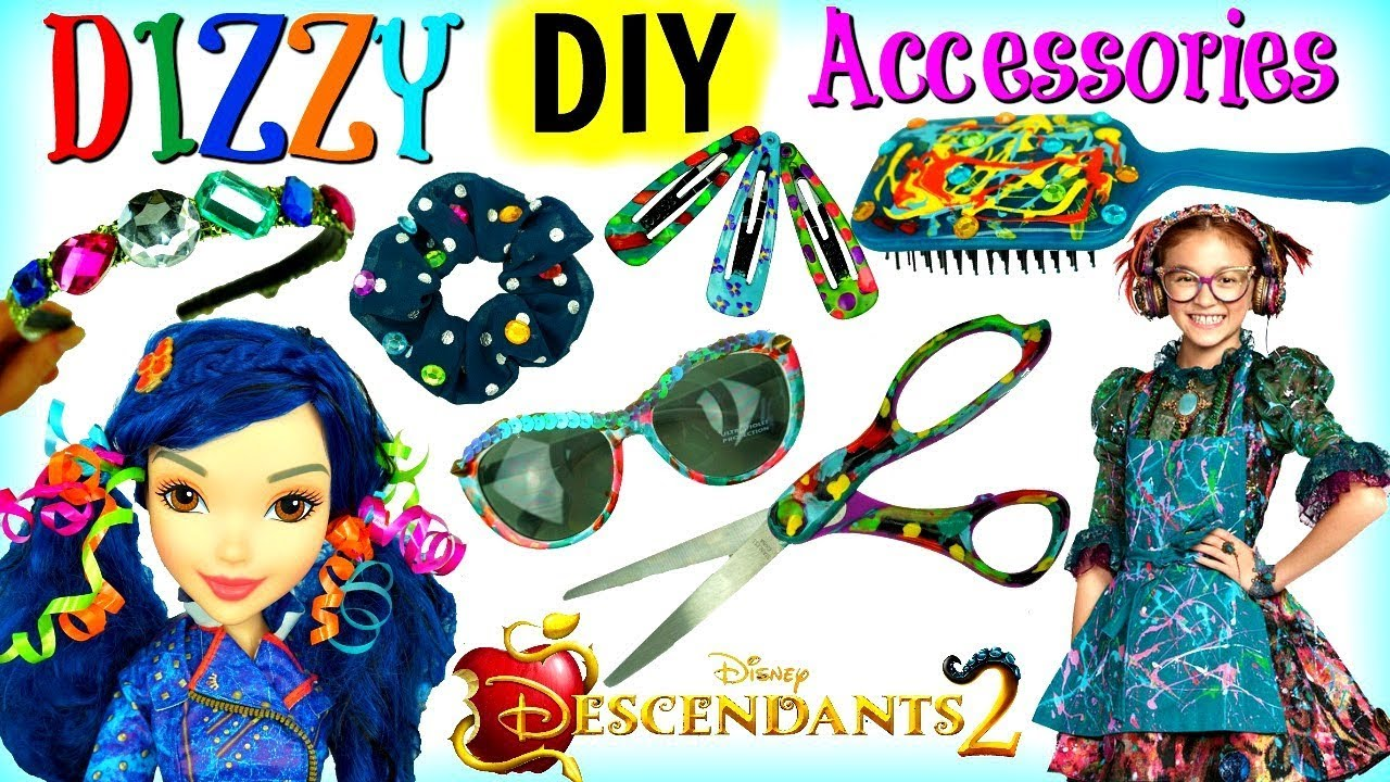 how to draw dizzy from descendants 2
