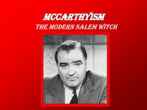 November 2016: Gold Raid Ongoing- Mainstream Media in Full McCarthyism Style Witch Hunt