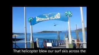 Cruising Whitsunday Islands Jarcat