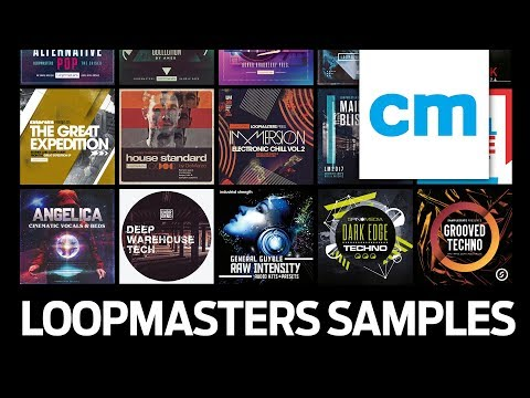 Producing Techno with Loopmasters Samples | Ableton Live 10 Tutorial