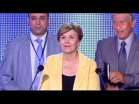 سخنرانی لیندا چاوز- مدیر پیشین روابط عمومی کاخ سفید