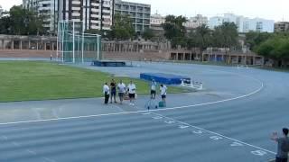 Antonio Reina 800m.l. Valencia 6/8/2015