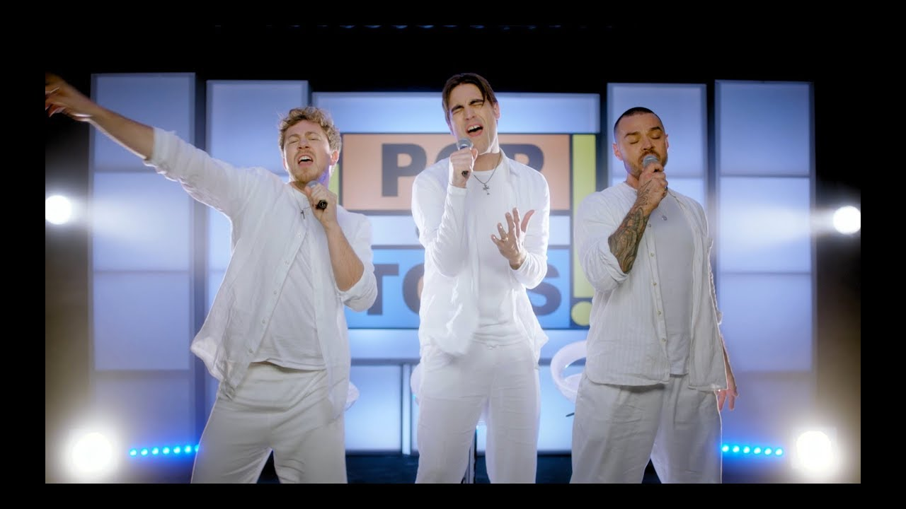 Busted - Nineties (Official Video)