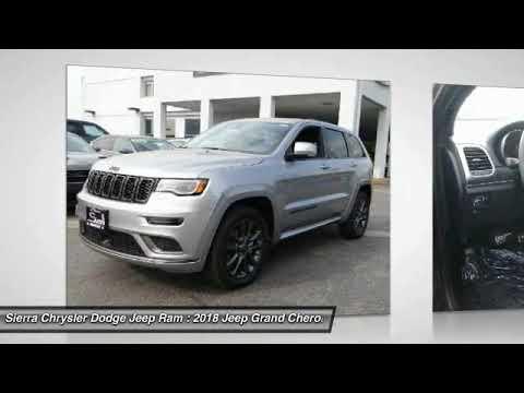 Elegant 2018 Jeep Grand Cherokee SIERRA CHRYSLER DODGE JEEP RAM: MONROVIA, DUARTE,  AZUSA, GLENDORA, ARCADIA