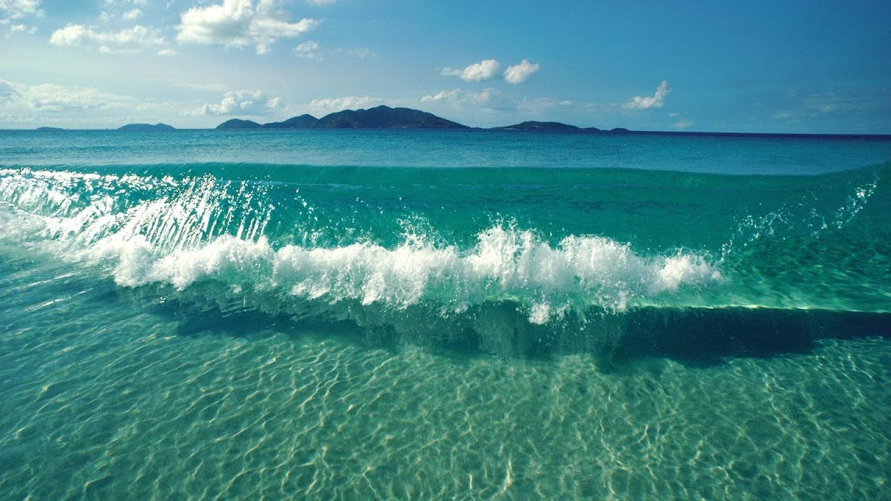 The most beautiful ocean | music for the soul