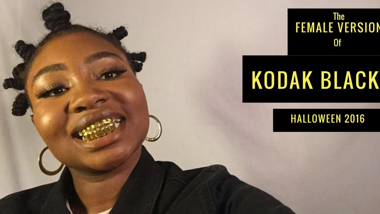 Female Version of Kodak Black 2016 | Dhe finesse
