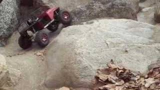 SoCal RC Rock Crawlers - Toyota Scalers @ Columbia Park