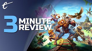 Torchlight 3 | Review in 3 Minutes (Video Game Video Review)