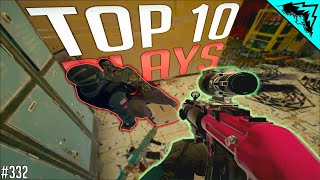THIS IS HOW YOU SURPRISE THEM - Siege Top 10 Plays (WBCW #332)