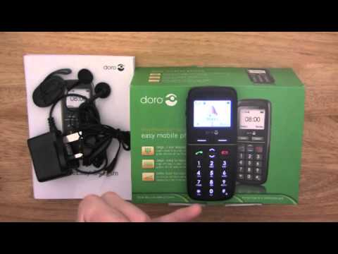 Review: Doro PhoneEasy 341gsm