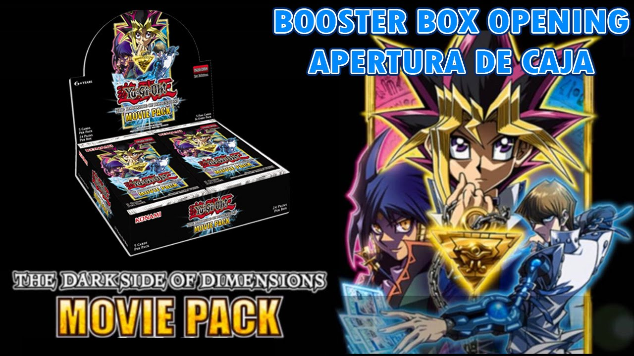 Apertura De Caja The Dark Side Of Dimensions Movie Pack Youtube