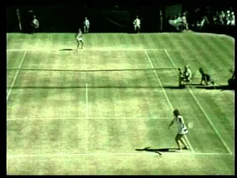 1976 Wimb Championships SF - Chris Evert d. Martina Navratilova