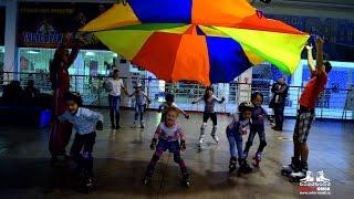 Как провести детский день рождение в Омске на роликовых коньках, роликах. Школа Роллер Омск(, 2014-11-03T22:46:20.000Z)