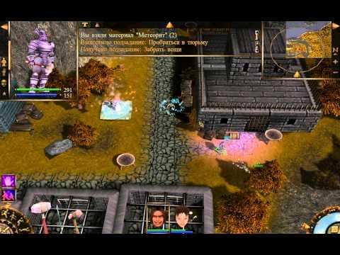 Обзор игры: Проклятые земли - затерянные в астрале