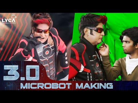 3.0 MAKING: Shooting with 6 inch Rajini - Reveals Cinematographer Nirav Shah