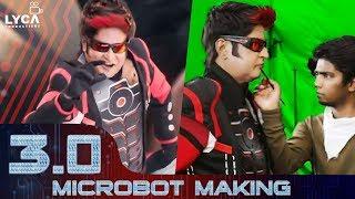 3.0 MAKING: Shooting with 6 inch Rajini - Reveals Cinematographer Nirav Shah   MY 396 thumbnail