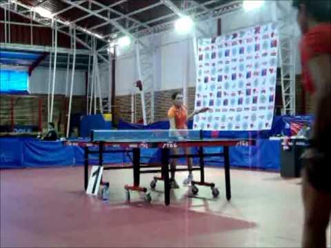 Top 12. Berta Rodriguez vs Katherine Low Semifinal.