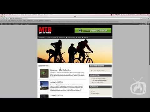 Wordpress - Creare template di pagina personalizzati