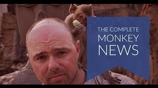 The Complete Monkey News from Karl Pilkington (A compilation w/ Ricky Gervais & Steve Merchant)