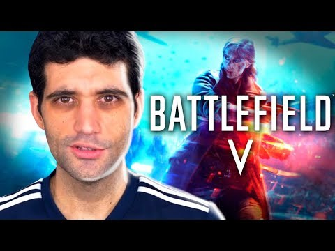 Battlefield V, TRAILER OFICIAL e vai ter battle royale?