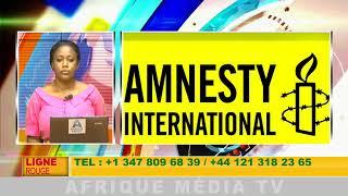 LIGNE ROUGE  RAPPORT DE AMNESTY SUR LE TCHAD DU 22 12 2017