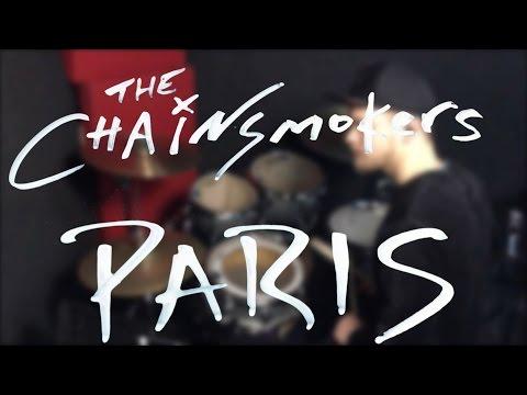 Chainsmokers - Paris Drum Cover by Jonas