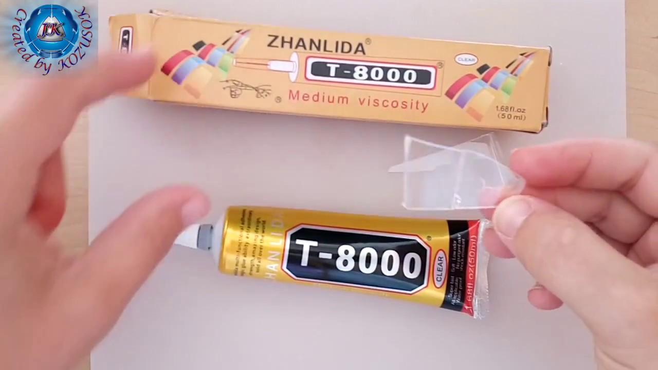 T8000 50mL Glue Epoxy Resin Clear Adhesive - Banggood com