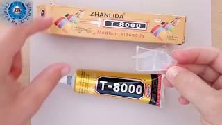 T8000 50mL Glue Epoxy Resin Clear Adhesive - Banggood.com