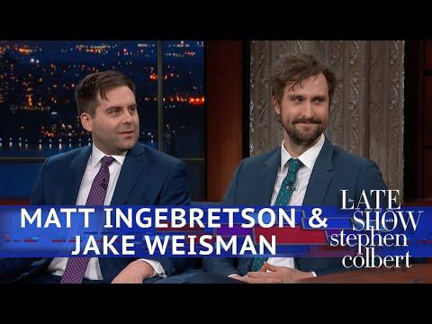 Matt Ingebretson & Jake Weisman Are Getting Recognized