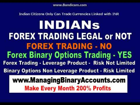 Forex Trading Automated India