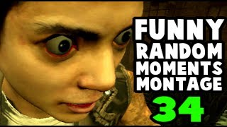 Dead by Daylight funny random moments montage 34