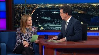 Video Samantha Bee & Stephen Try Out Some Lady Euphemisms download MP3, 3GP, MP4, WEBM, AVI, FLV Juli 2018