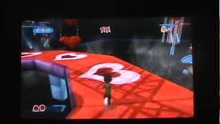 wipeout 3 gameplay frome the wii u gamepad
