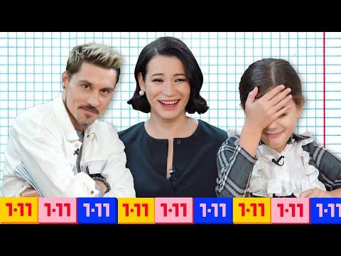 Кто умнее - Дима Билан или школьники? Шоу Иды Галич 1-11