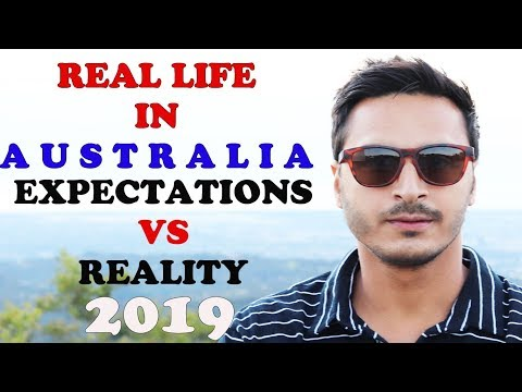 REAL LIFE IN AUSTRALIA || JOBS || EXPENSES || REALITY VS EXPECTATIONS