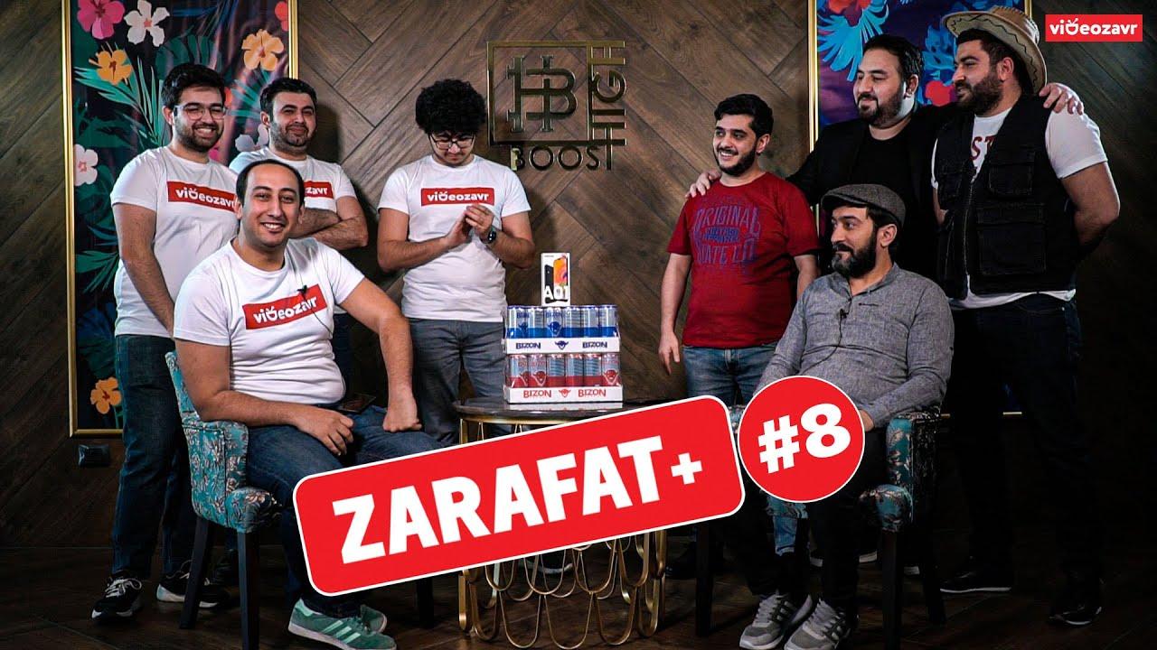 Zarafat+ #8 SMARTFON HƏDİYYƏ