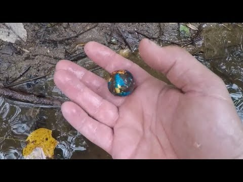Treasure Hunting Country Creek: Found Over 160 Things
