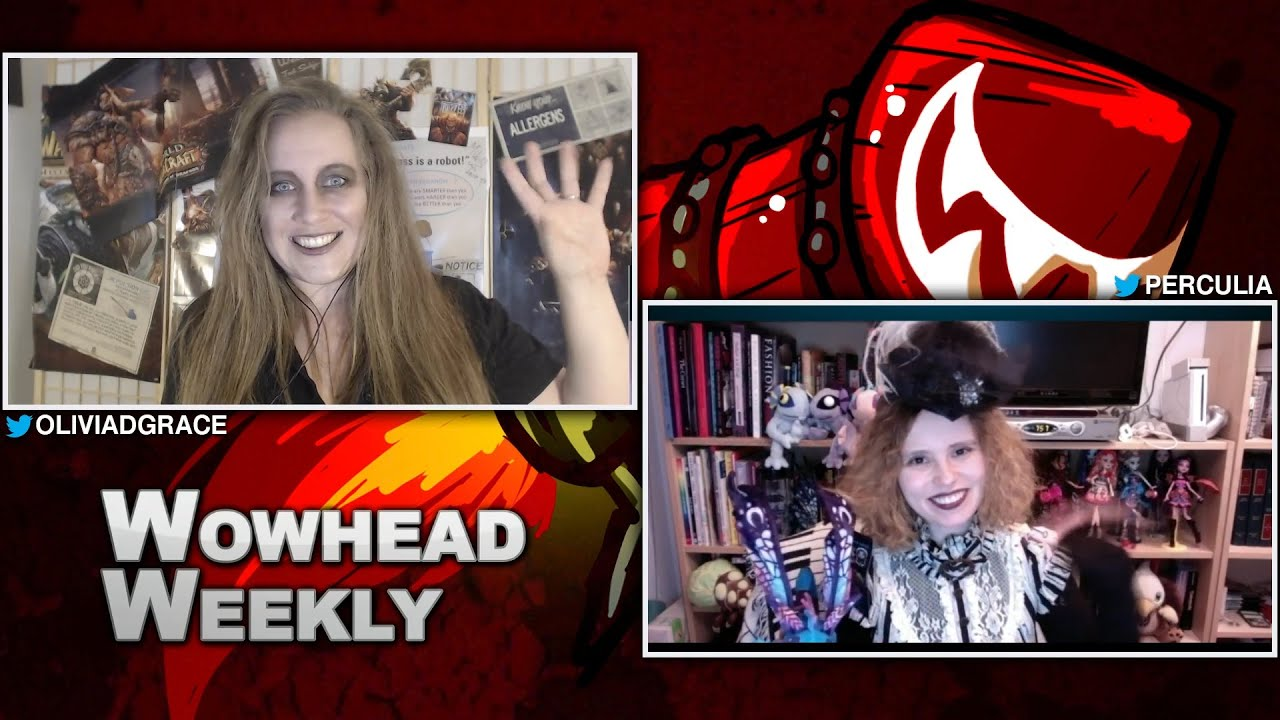 wowhead weekly episode 16 blizzcon party sponsors and more youtube
