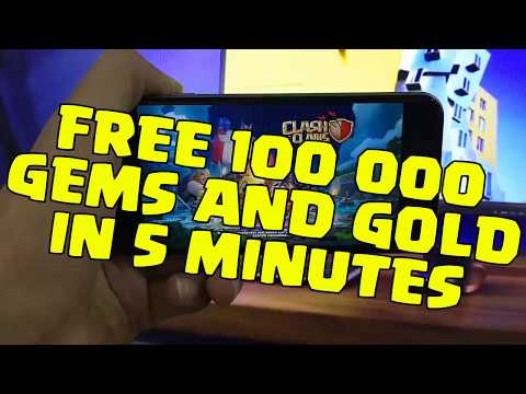 How To Hack Clash Of Clans   Clash Of Clans Hack 2017   CoC Free Gems